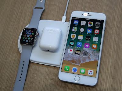 iPhone é o item tecnológico mais vendido de 2017