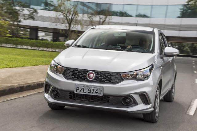 Fiat Argo 2019 - Preço