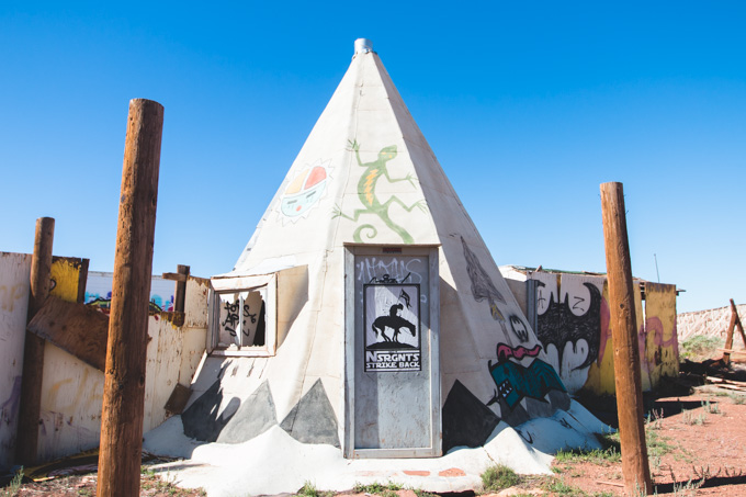 arizona, abandoned