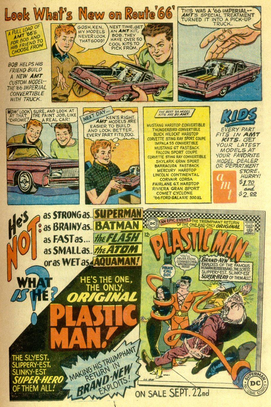Strange Adventures (1950) issue 193 - Page 15