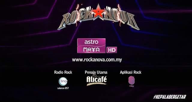 Rockanova Setiap Rabu Di Astro Maya HD