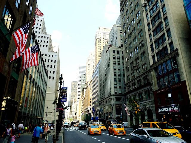 nueva york 5 dias