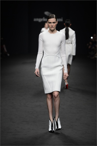 Trends Autumn/Winter 2013 / 2014: Total White to Be The Queen of The Snows