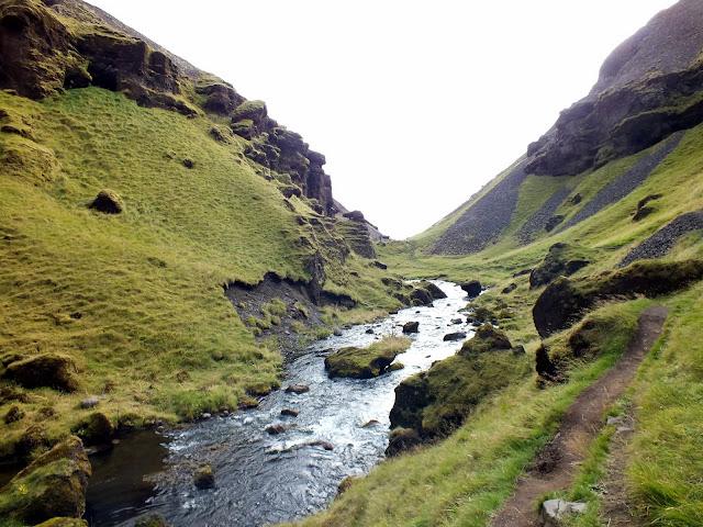paisajes de cuento en Islandia