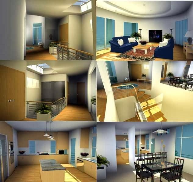 Interior Eksterior Rumah Minimalis: Rumah Minimalis Ala Korea