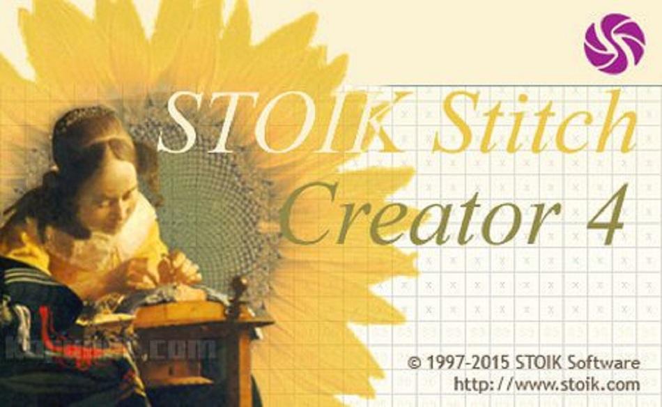 Programas para hacer esquemas de Punto de Cruz: STOIK Stitch Creator