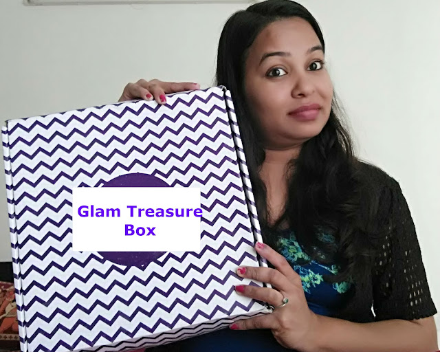 GLAM TREASURE BOX NOVEMBER 2016