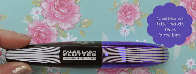 loreal false lash flutter mascara