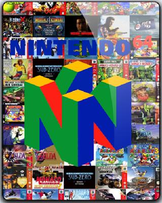 EMULADOR DE NINTENDO 64 PROJECT 64 V.2.1 + ROMS