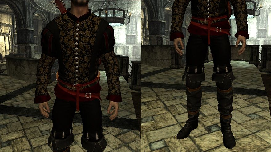 SEARCH - Anyone have a copy of the Witcher 3 Doublet mod? - Request