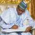 President Buhari signs Endangered Species Bill into law