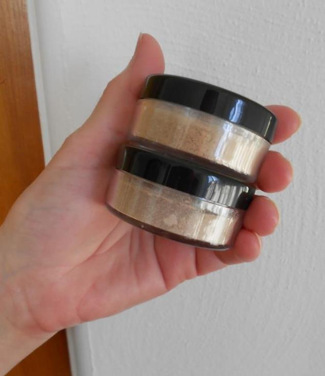 Demure Mineral Cosmetics mineral foundations