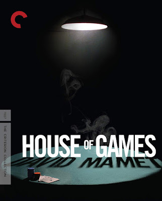 House Of Games Criterion Blu Ray