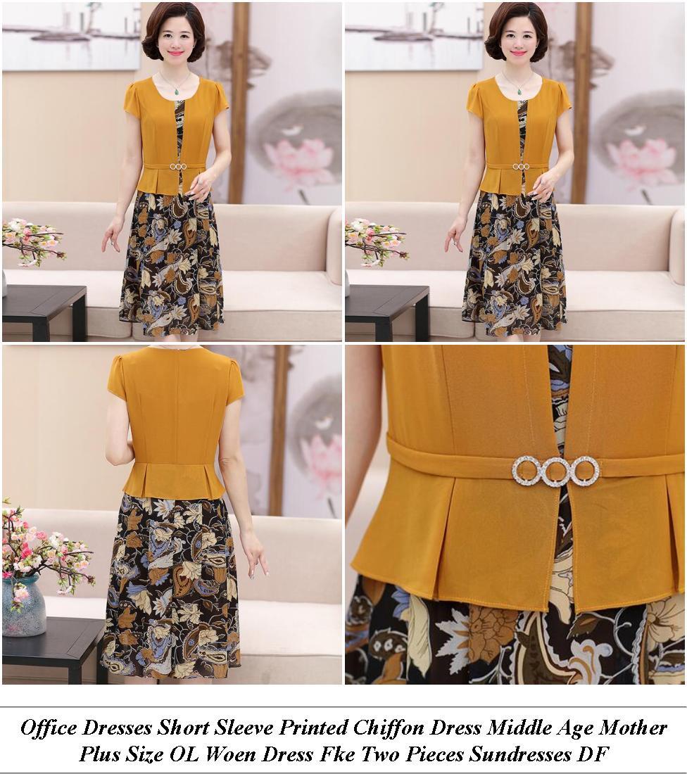 Summer Dresses - Online Sale Sites - Shift Dress - Cheap Online Shopping Sites For Clothes