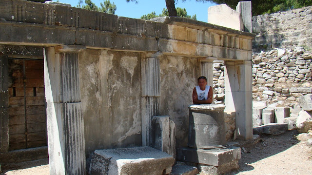 ruiny Priene