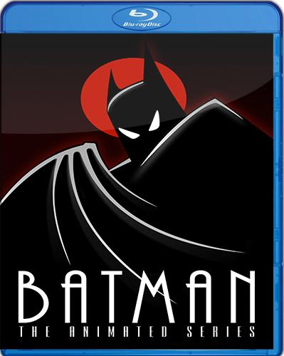 Batman: The Animated Series [Season 1] [1992] [BD25] [Latino] [5 DISC]