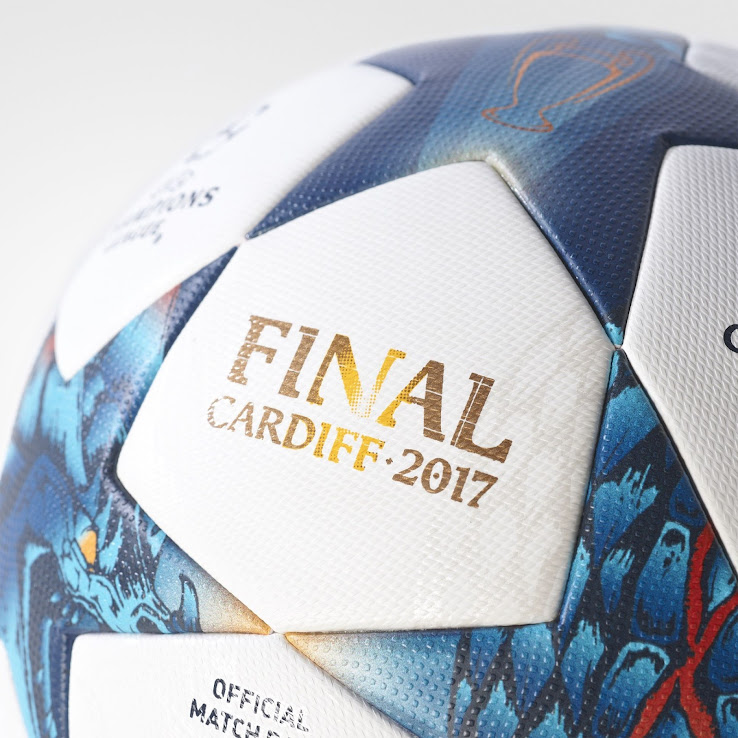 Revelan la pelota de la final de la Champions League