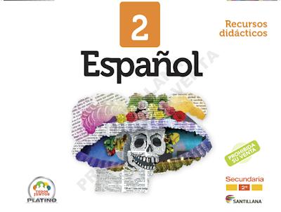 Español 2 Secundaria - Recursos Didácticos