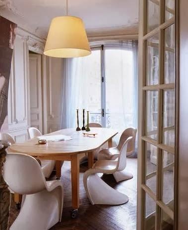 mesa comedor con sillas phanton