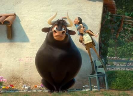 Watch New Trailer Video Of Ferdinand-John Cena Is A Peace-Loving Bull