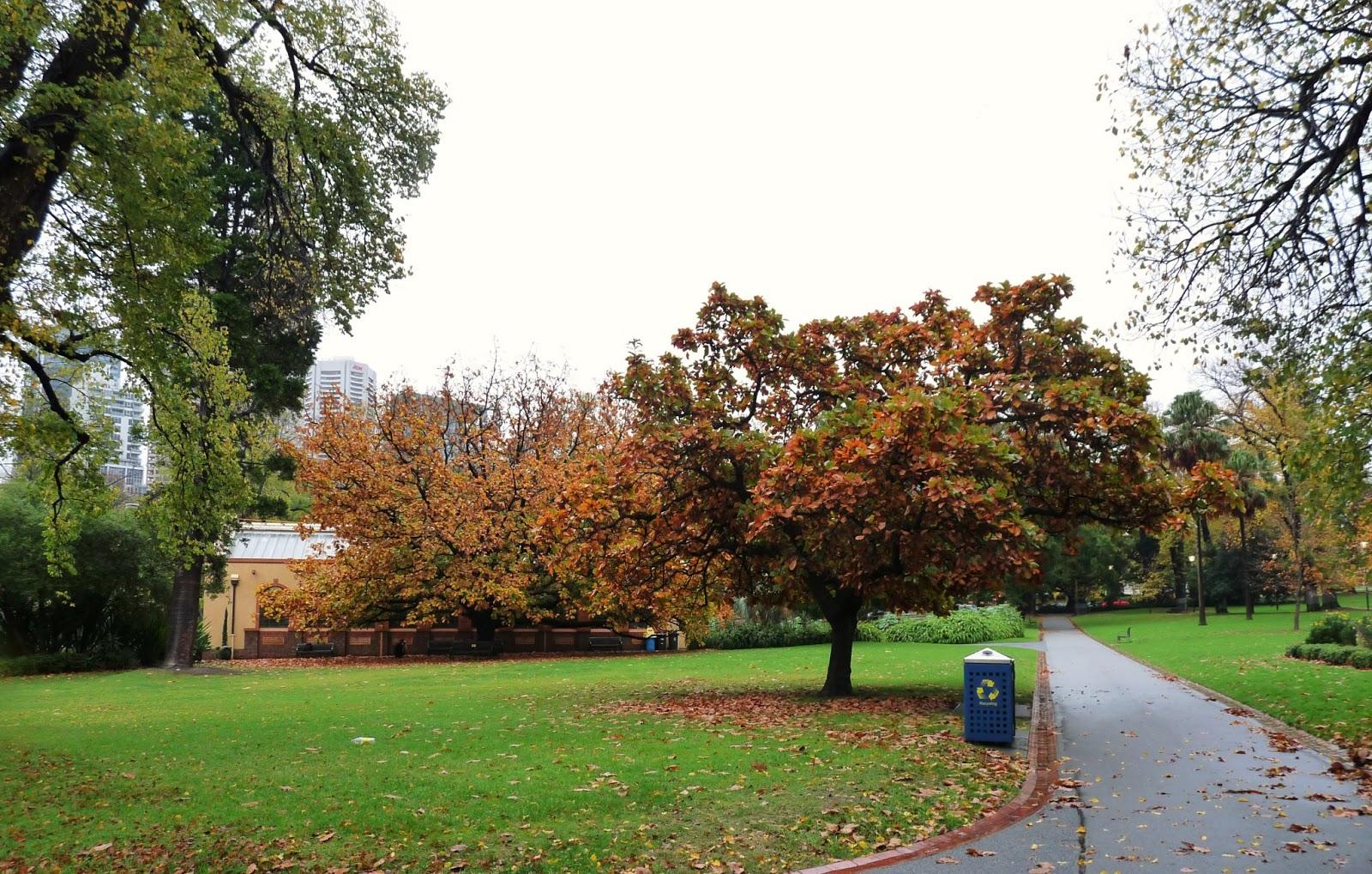 Verde pachamama melbourne la ciudad de los jardines y for Los jardines de arbesu