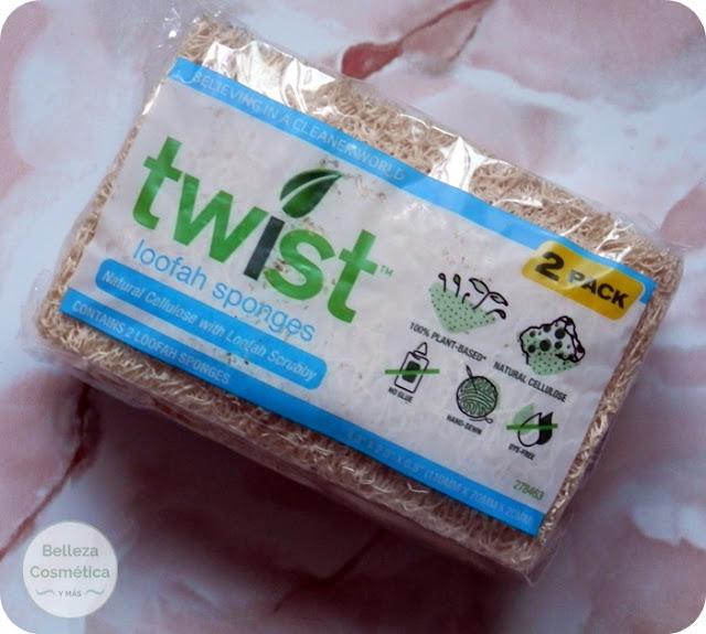 Esponja Vegetal Twist