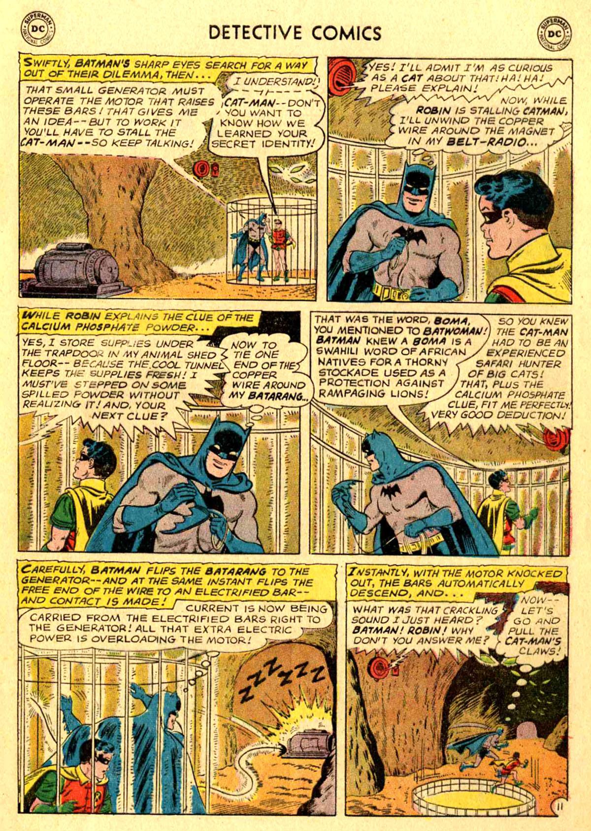 Detective Comics (1937) 311 Page 12