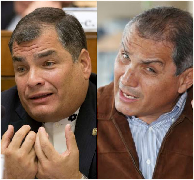 rafael correa panama papers