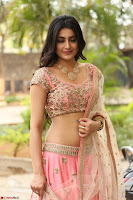 Avantika Mishra in Beautiful Peach Ghagra Choli 257.jpg