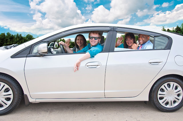 Guida al Car Pooling