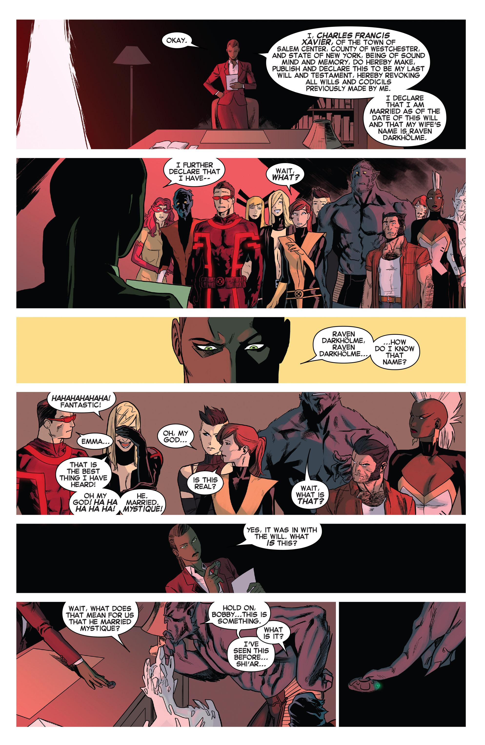 Read online Uncanny X-Men (2013) comic -  Issue #24 - 17