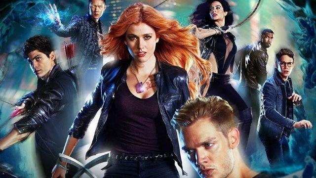 shadowhunters Séries: Shadowhunters no Netflix, é isso mesmo produção?