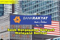 Jawatan Kosong di Bank Kerjasama Rakyat Malaysia Berhad.