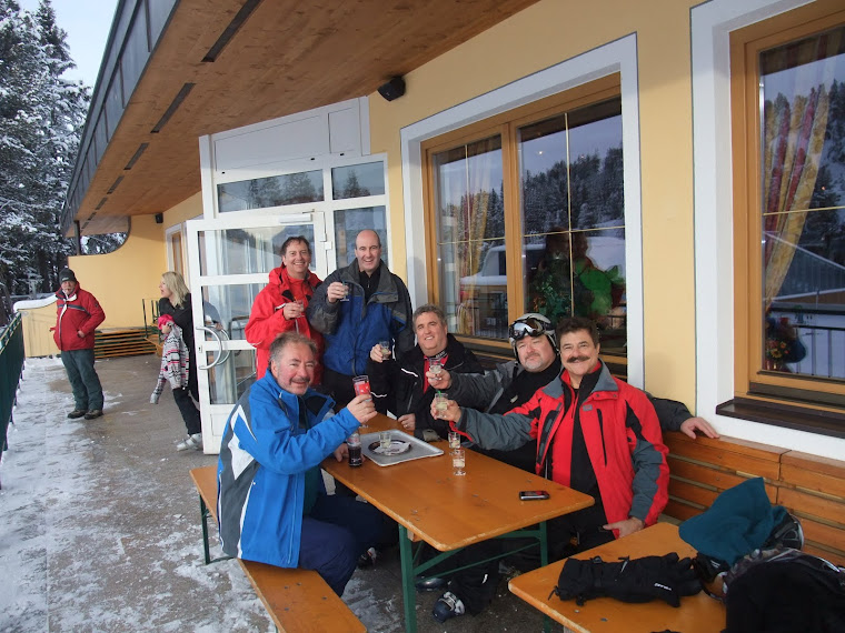 Alpha Omega Dental Ski Seminar in Austria 2011