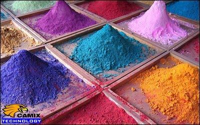 Hóa chất khử triệt để màu nước thải dệt nhuộm – Thuốc nhuộm trong công nghiệp dệt nhuộm