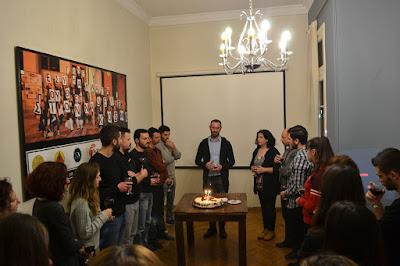Επέτειος 31 ετών για τη Νέα Ακρόπολη στο Ηράκλειο