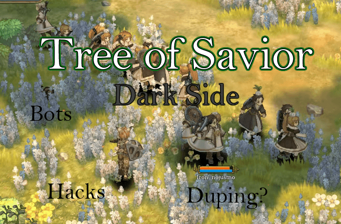 The Dark Side of Tree of Savior
