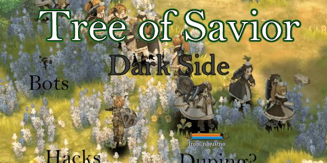 The Dark Side of Tree of Savior