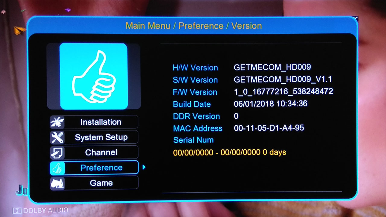 download Firmware Getmecom Hd009 AVS+ New 3G v2 Tandberg Terbaru