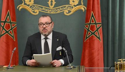 Mohammed VI pronuncia su discurso desde Dakar con la esperanza de parar las manifestaciones en Marruecos