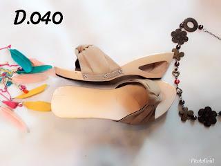 sandal kelom geulis