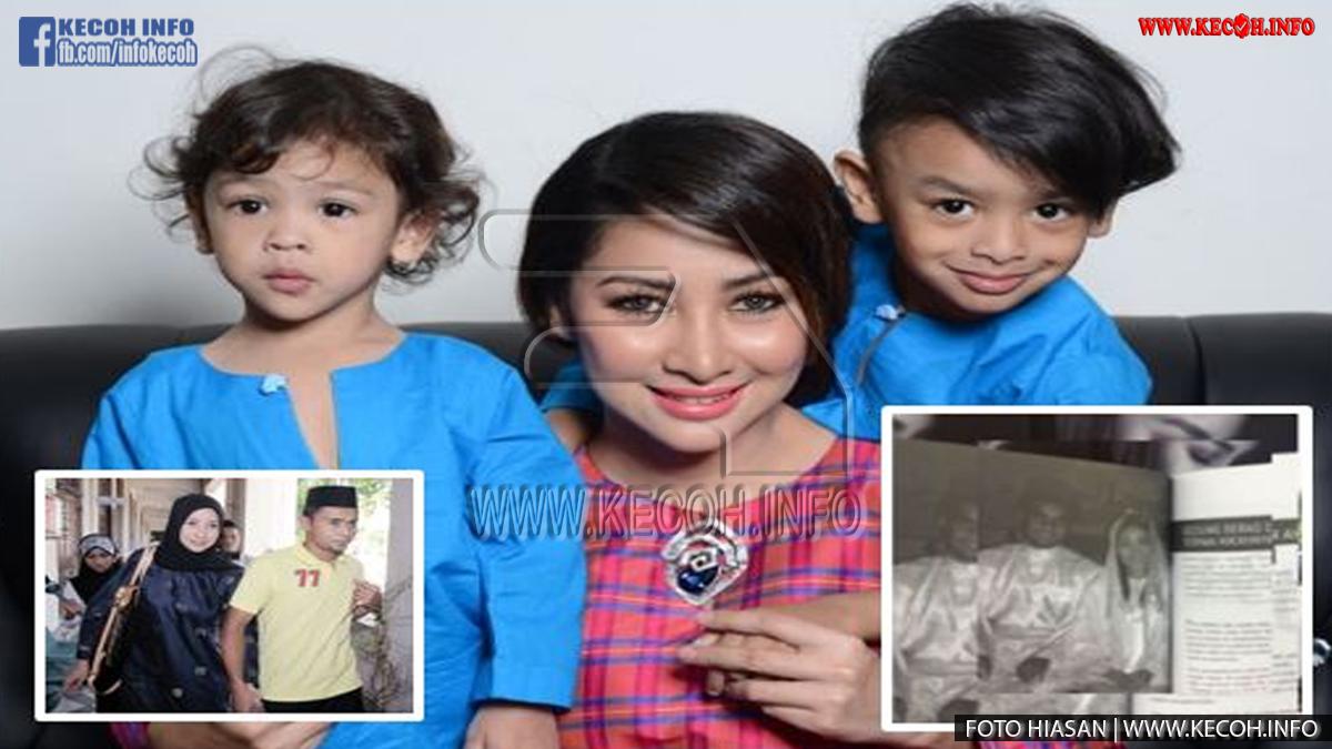 Akhirnya Rita Rudaini Dedahkan Gambar Pernikahan Rahsia Selepas Sedekad Buat Ramai Netizen Terkejut