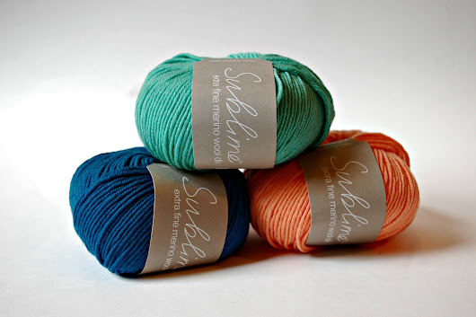 simply 'sublime' - a yarn review