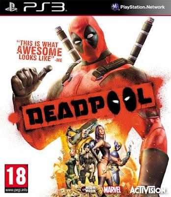 یاری بۆ پلهی ستهیشن DeadPool ps3 torrent