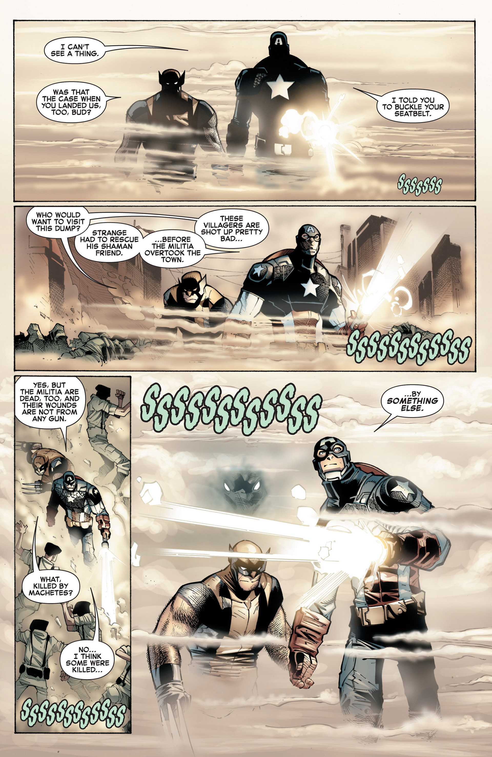 Read online A X comic -  Issue #9 - 3