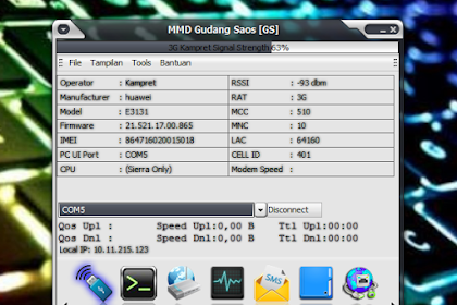 Download MDMA/MMD UltraGS Mobile Data Monitoring 3G 4G