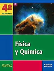 Libro Física y Química 4º ESO Oxford Proyecto Ánfora