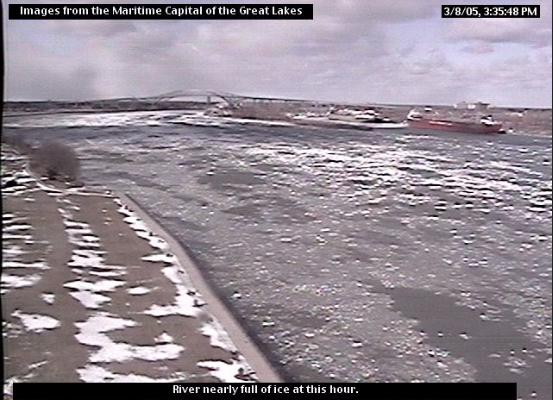 Harsens Island Ferry Update