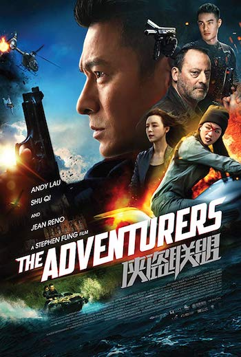 The Adventurers 2017 Dual Audio Hindi Full Movie Download