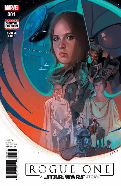 ROGUE ONE: A STAR WARS STORY Marvel Comics